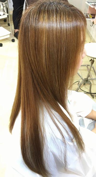 鎌ヶ谷高難易度縮毛矯正|とんでもない高難易度美髪化矯正が存在します