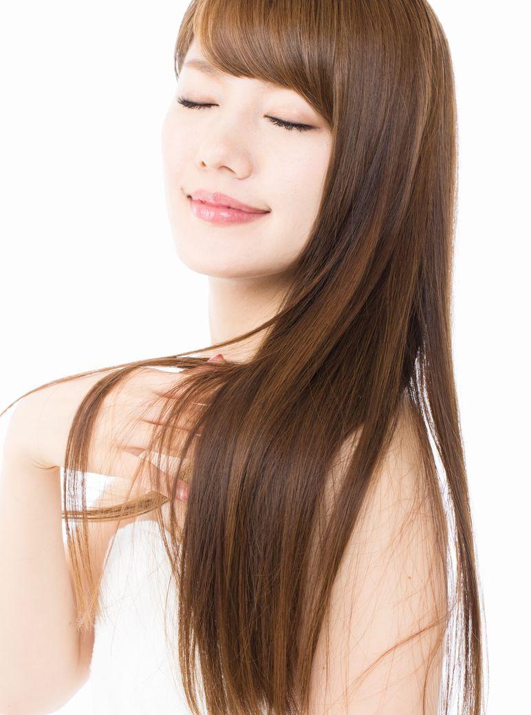 高難易度縮毛矯正エンパニ®日本一!乾かすだけで一目瞭然の極美髪